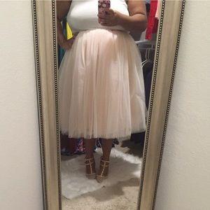 Dresses & Skirts - Blush tutu plus size